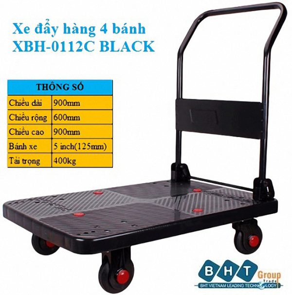 Xbh-0112c Black